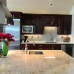 Kitchen and Bar Remodel – Floating Home  (5* Review on Yelp and Houzz)