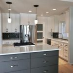 Kitchen and Fireplace Remodel – Floating Home  (5* Review on Yelp and Houzz)